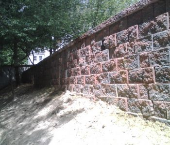 Benefits of Retaining or Retention walls in the Oklahoma City area